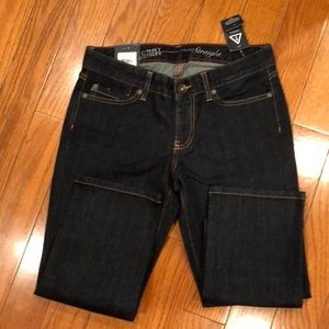 NWT Tommy Hilfiger straight jeans size 4